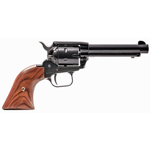 """HERITAGE 22LR ONLY 4.75"""" BL W/COCOB"""