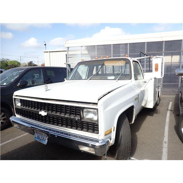 1982 Chevrolet C30