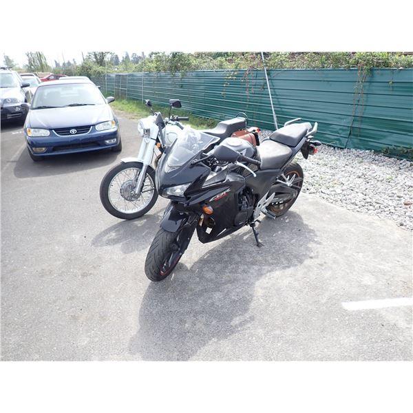 2014 Honda CBR500