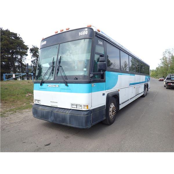 1997 Motor Coach Industries Bus