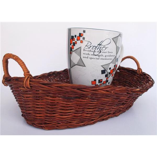 Brother Mug and Basket