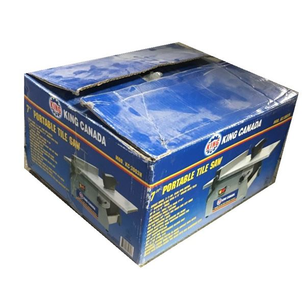 King Canada Tile Cutter