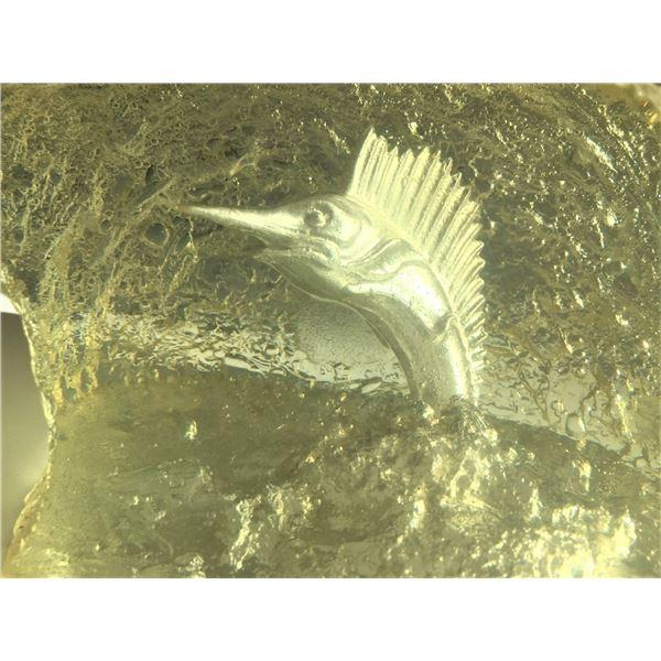 Sailfish in Resin - Sculpture