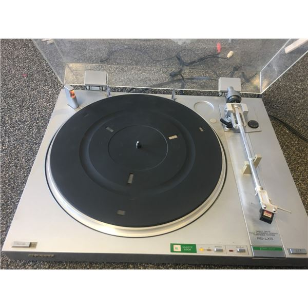 Sony PX -LS5 Turntable- Tested and Works