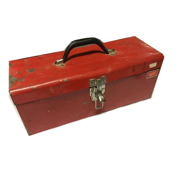 Sears Toolbox and contents