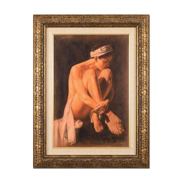 """Tomasz Rut, """"Gratia"""" Framed Limited Edition on Canvas (29"""" x 38.5""""), Numbered 35/95 and Hand Signed"""