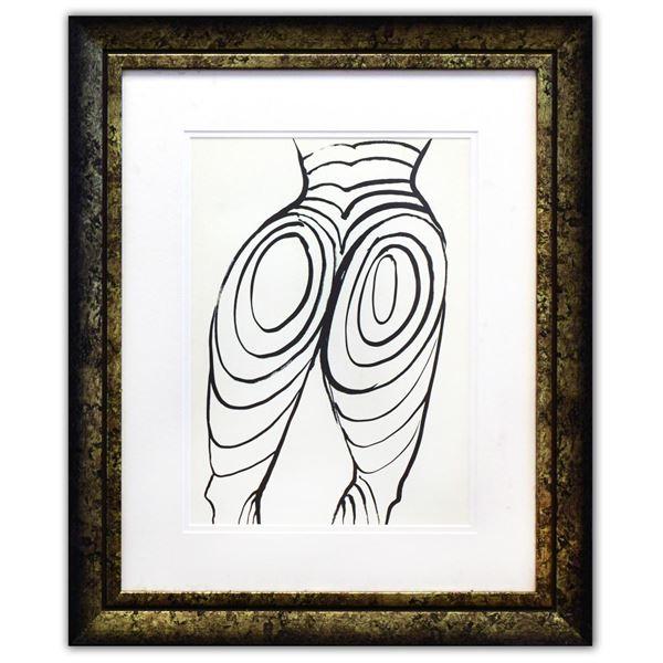 Alexander Calder- Lithograph