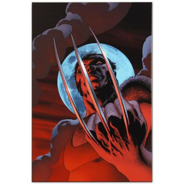 """Marvel Comics """"Astonishing X-Men #8"""" Numbered Limited Edition Giclee on Canvas by John Cassaday with"""