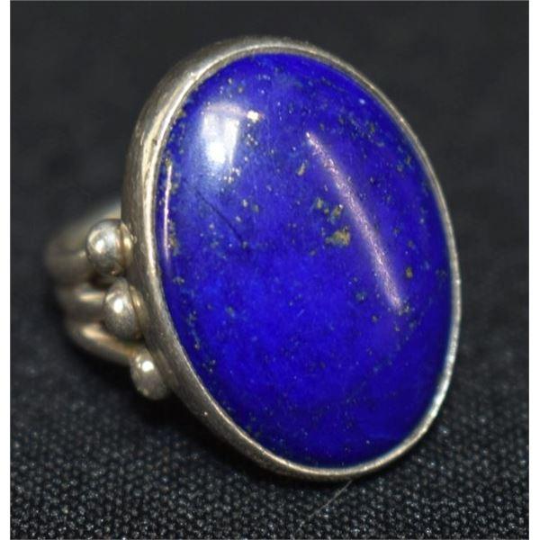 NAVAJO INDIAN RING (ORVILLE TSINNIE)
