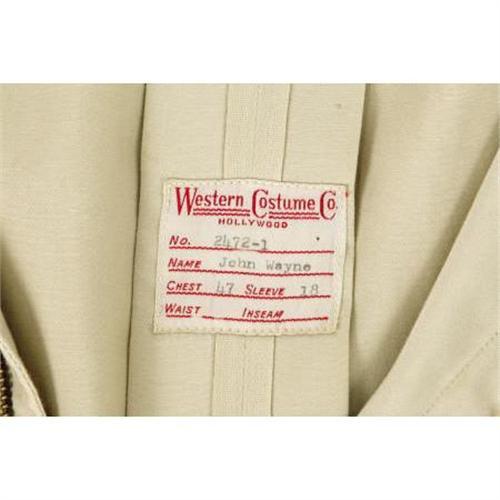 "John Wayne ""The Hellfighters"" Costume Jacket"