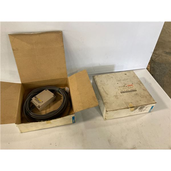 (2) New? Omron Identification System Read/Write Heads