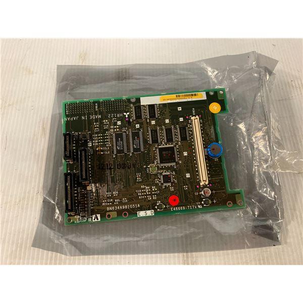 Mitsubishi Circuit Board, M/N: HR122