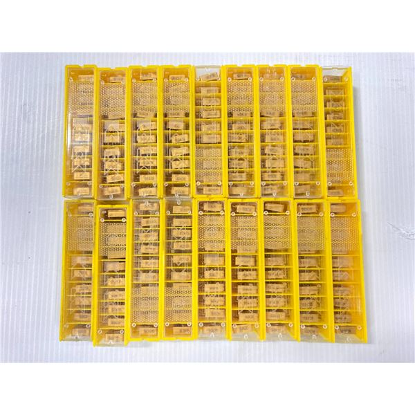 Lot of (150) New? Kennametal Carbide Inserts, P/N: SNMA 433