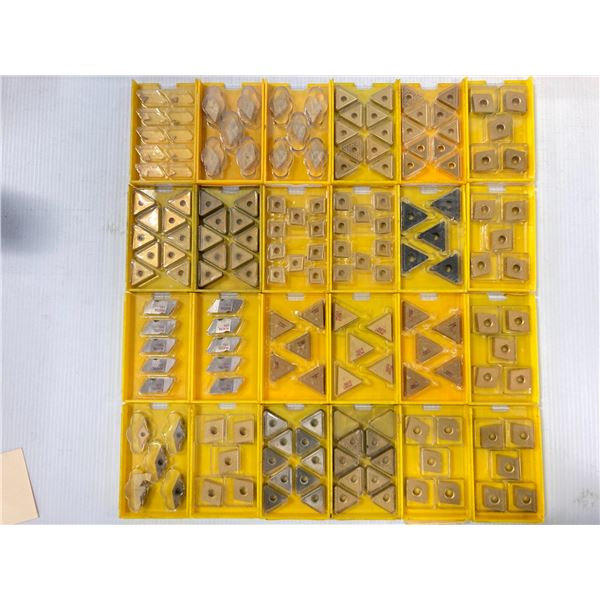 Lot of New? Kennametal Carbide Inserts