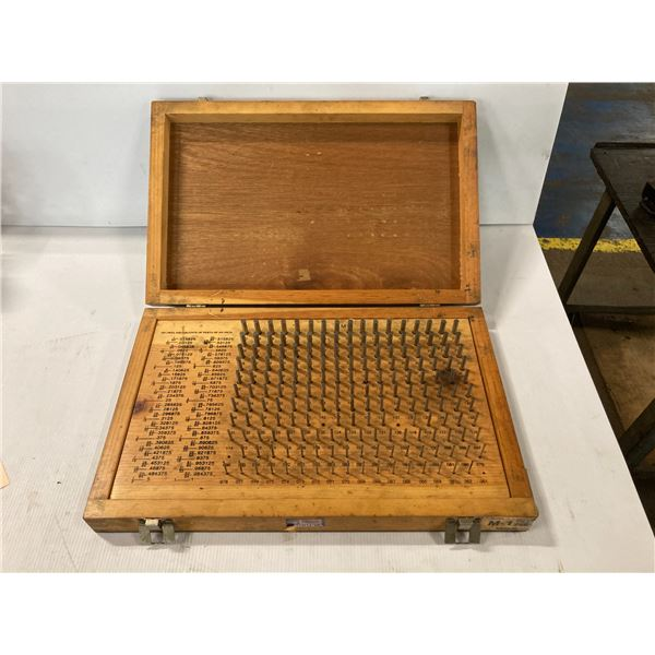 """Meyer .061"""" to .250"""" Gage Pin Set, M/N: M-1"""