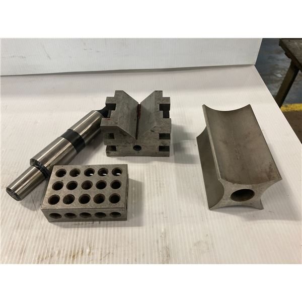 Metalworking Tool Block/Holding Pieces