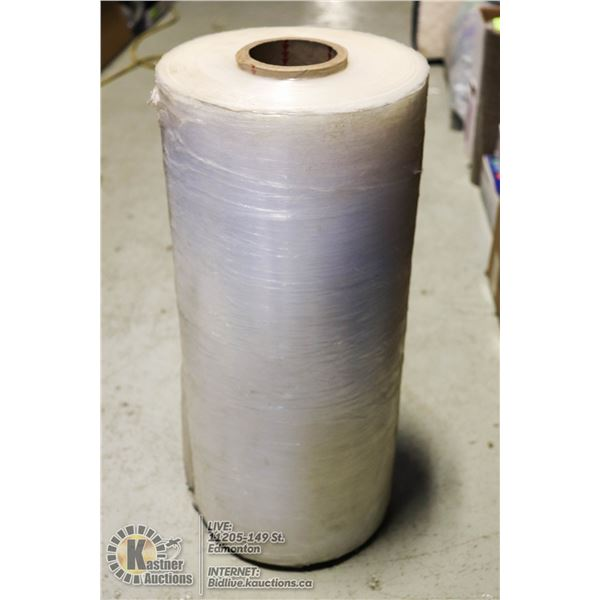 ROLL OF PLASTIC WRAP  (SIZE 20'' X 9'')
