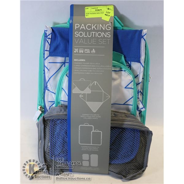 NEW PACKING SOLUTIONS VALUE SET