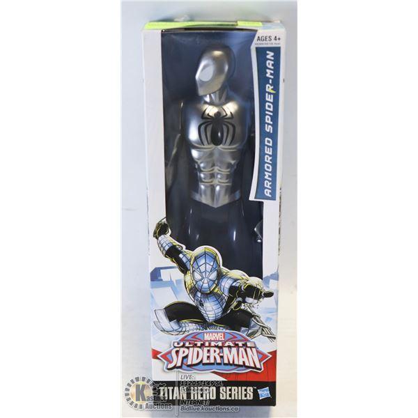 ARMORED SPIDERMAN FIGURE