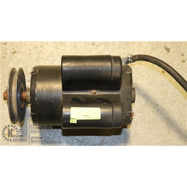 AO SMITH 5 HP 208-230 SINGLE PHASE MOTOR