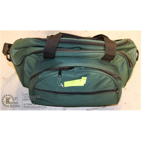 PICNIC CARRYING CASE (SERVICE FOR 4) INSULATED PICNIC CARRYING CASE COMPLETE WITH SERVICE FOR 4 (PLA