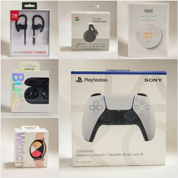 FEATURED NEW ELECTRONICS