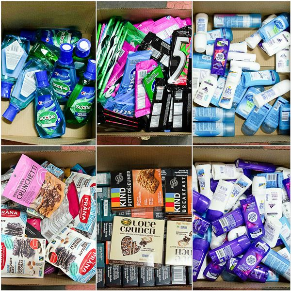 FEATURED DRUG STORE CASE LOTS