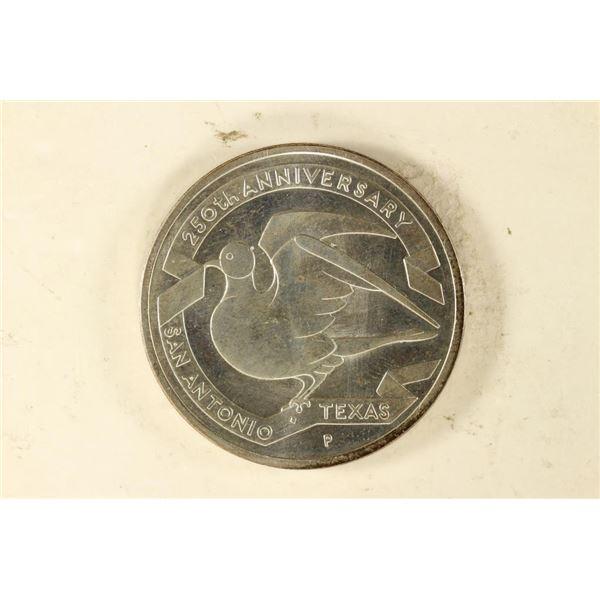 1 1/4'' 1968 SAN ANTONIO HEMISFARE TOKEN