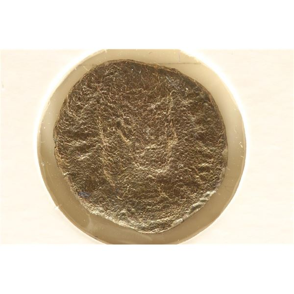 IMPERIAL ANCIENT COIN OF THE LATE ROMAN EMPIRE