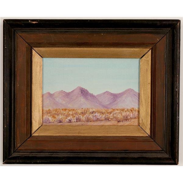 Mighels Desert Landscape  [103319]