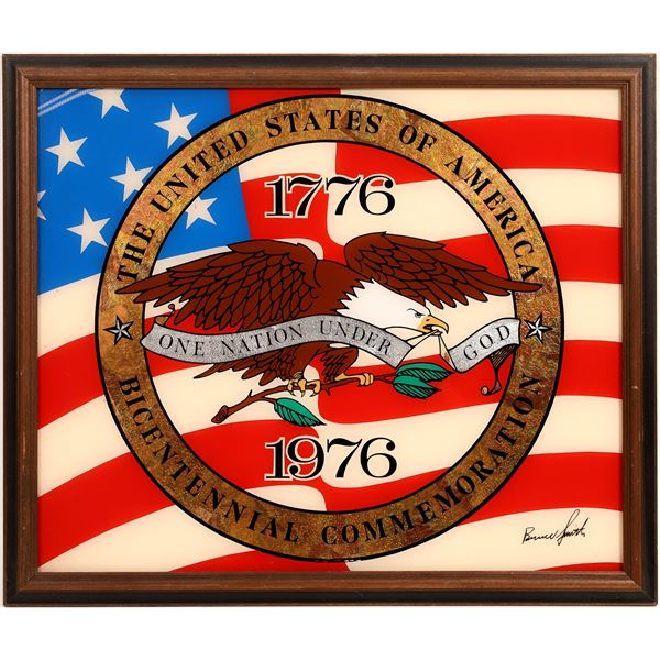 The United States of America Bicentennial Commemoration Poster  [133783]