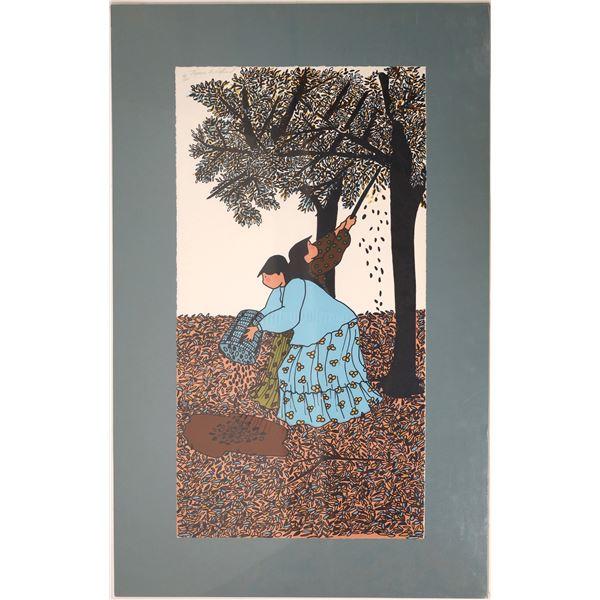 "Virginia Stroud Illustration ""Acorn""   [131945]"