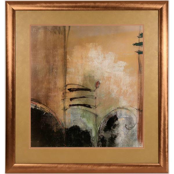 Modern Fine Art Prints Professionally Framed (Lot of 3)  [108791]