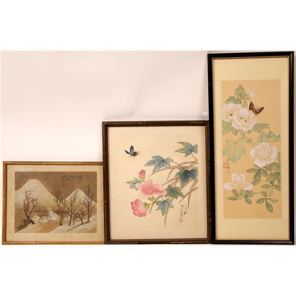 Japanese Woodblock Prints  [131952]