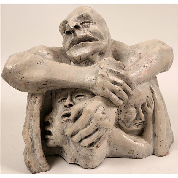 Sculpture by Matrin Holmas  [118165]