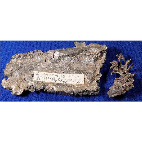 Silver Splash, El Mochito Mine, Honduras  [132517]