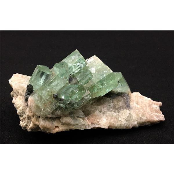 Beryl v. Aquamarine from Namibia  [53047]