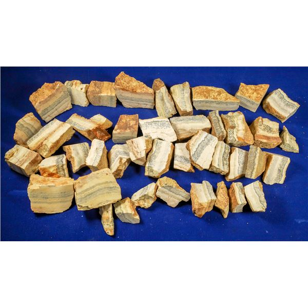 Goodshaw Mine, Bodie, Gold Ore Specimens  [122830]