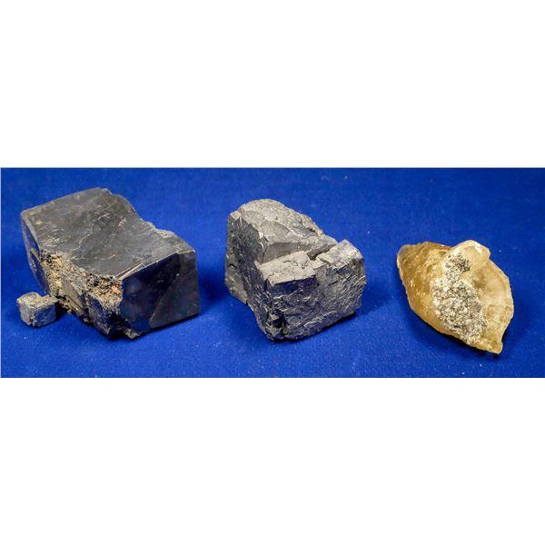 Missouri Mine Mineral Specimens  [134050]