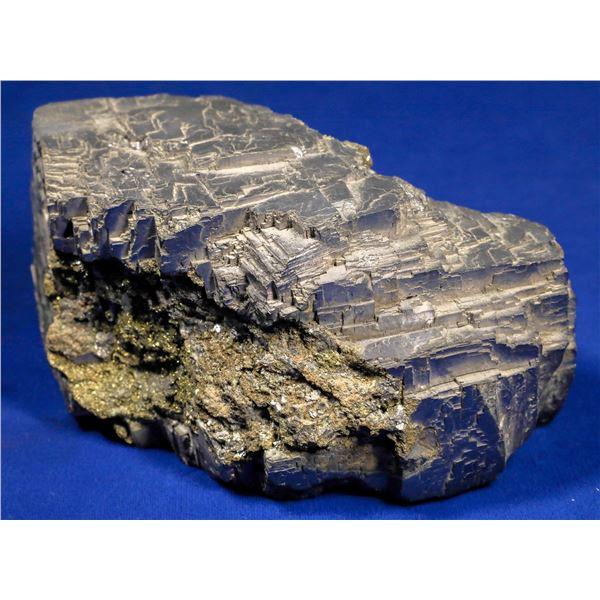 Galena with Pyrite, Southeast Missouri  [132998]