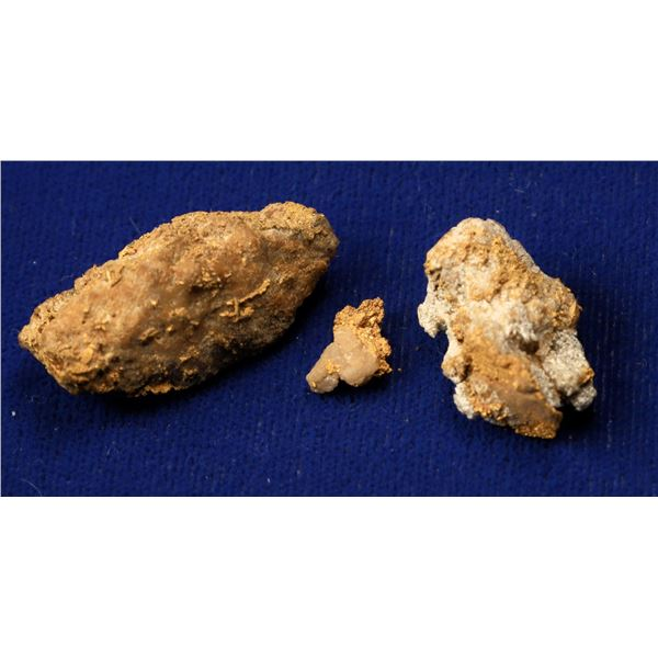 Gold Ore, Big Four Mine, Battle Mountain, Nevada  [131921]