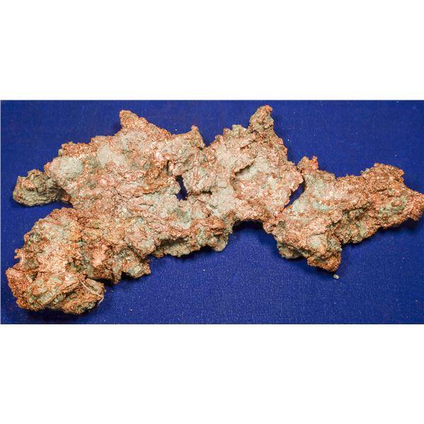 Native Copper, Chino Mine(?), Santa Rita, New Mexico  [132511]