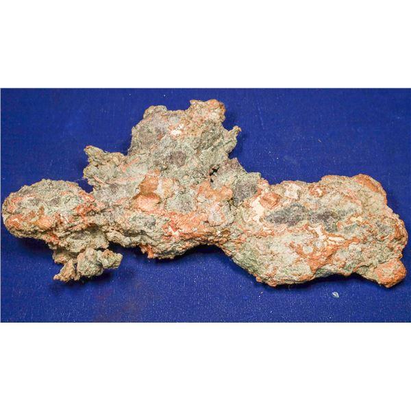 Native Copper, Massive, Chino Mine, Santa Rita, New Mexico  [132514]