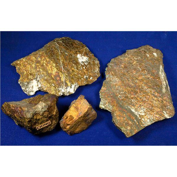High-Grade Copper Ore, Chino Mine, Silver City, New Mexico   [132438]