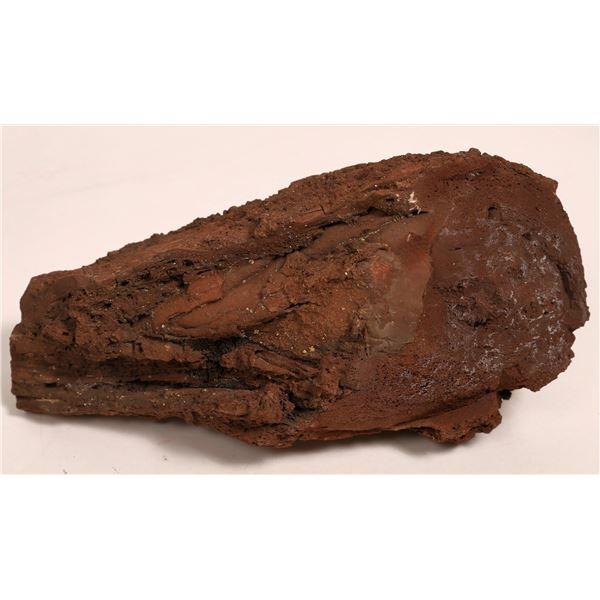 Basalt Lava Bomb from Oregon  [132534]