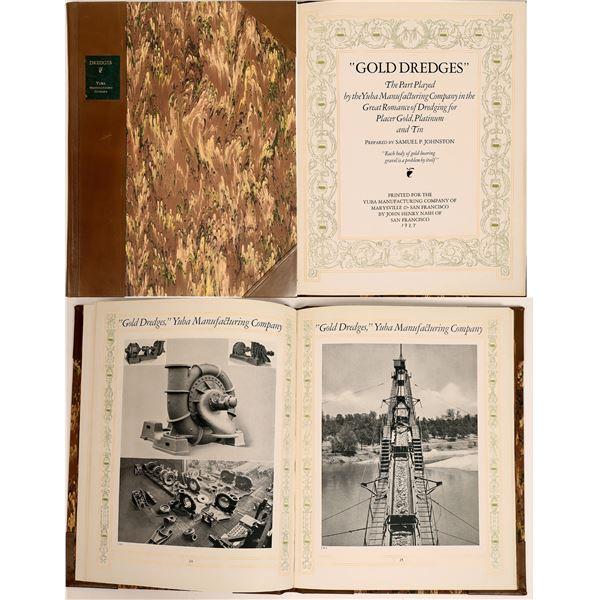 Gold Dredges Booklet  [132351]