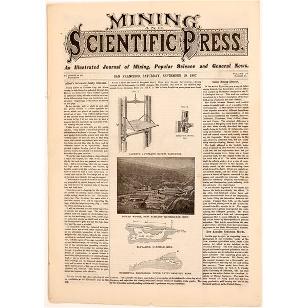 Mining and Scientific Press  [131461]