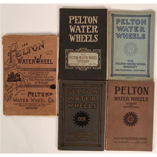 Pelton Water Wheel Company Catalog Collection  [135344]