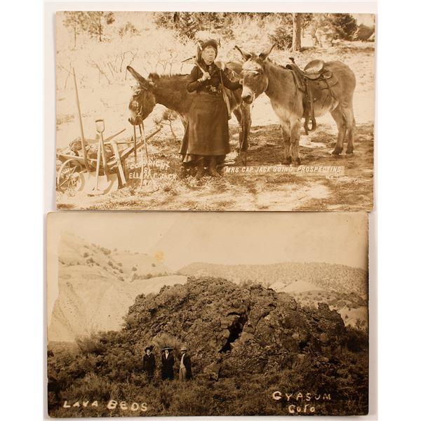 Rare Colorado Mining RPC's (2 count)  [135375]