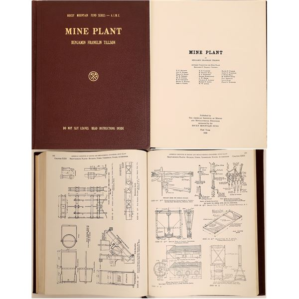 Mine Plant, A.I.M.E Rocky Mountain Fund Series   [132343]